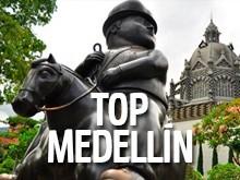 top Medellín