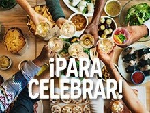 para celebrar en Cartagena
