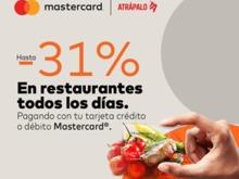 Archies con hasta -31% pagando con Mastercard
